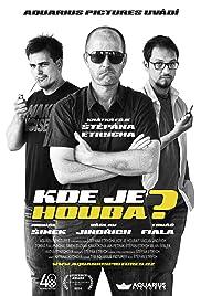 Kde je Houba? Poster