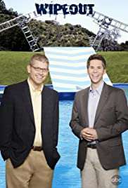 Wipeout Poster - TV Show Forum, Cast, Reviews