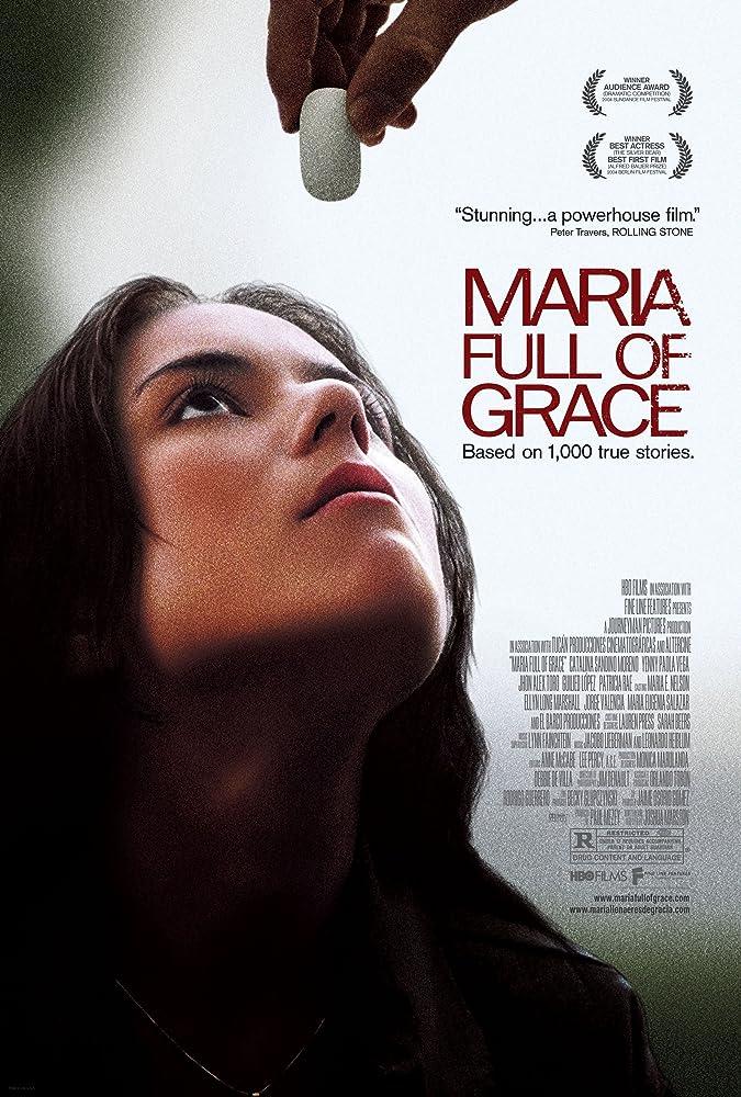 Catalina Sandino Moreno in Maria Full of Grace (2004)