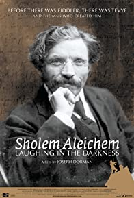 Primary photo for Sholem Aleichem: Laughing in the Darkness