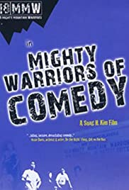 Mighty Warriors of Comedy Poster