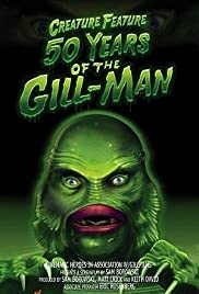 Creature Feature: 50 Years of the Gill-Man Poster