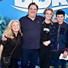 Jeff Garlin and Marla Garlin at an event for Finding Dory (2016)