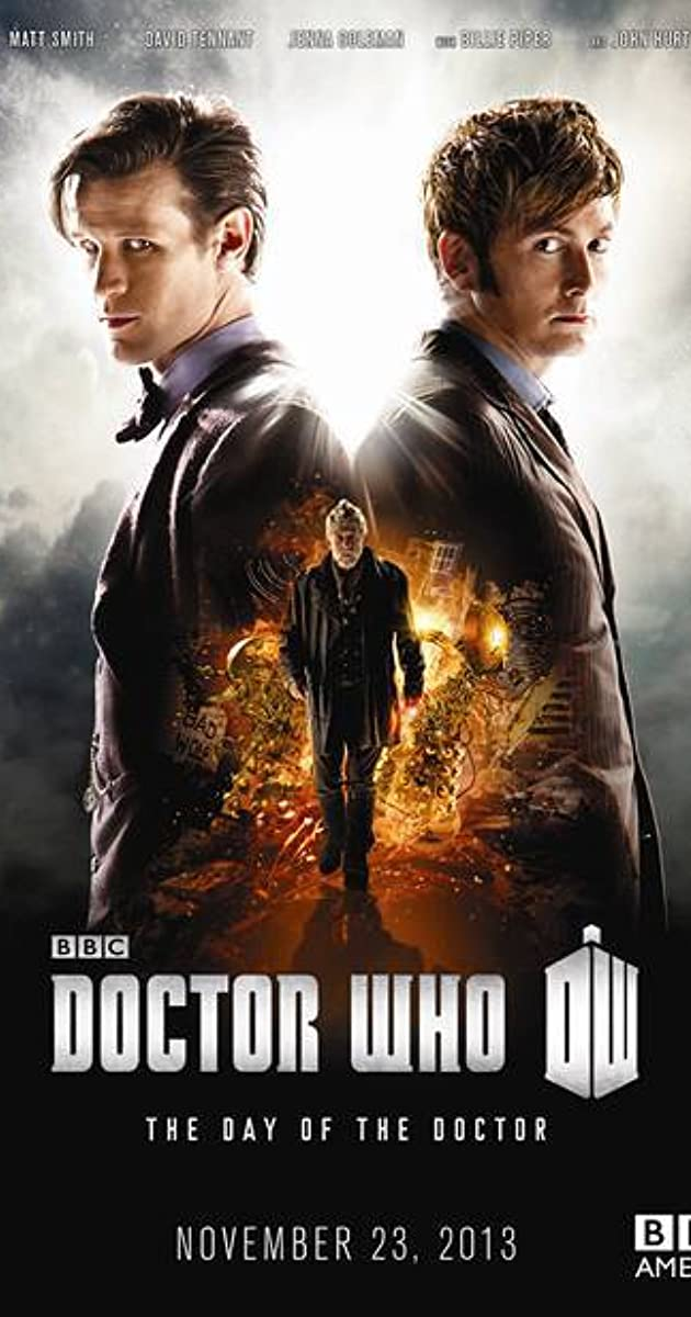 The Day of the Doctor (2013) Subtitles