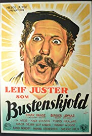 Bustenskjold Poster