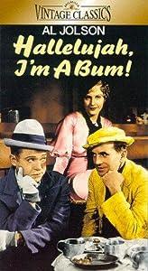 Downloading free movie no online Hallelujah I'm a Bum USA [WQHD]