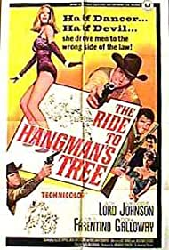 The Ride to Hangman's Tree Poster - Movie Forum, Cast, Reviews
