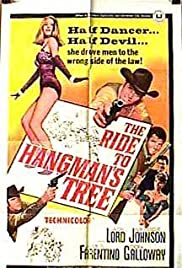 The Ride to Hangman's Tree Poster