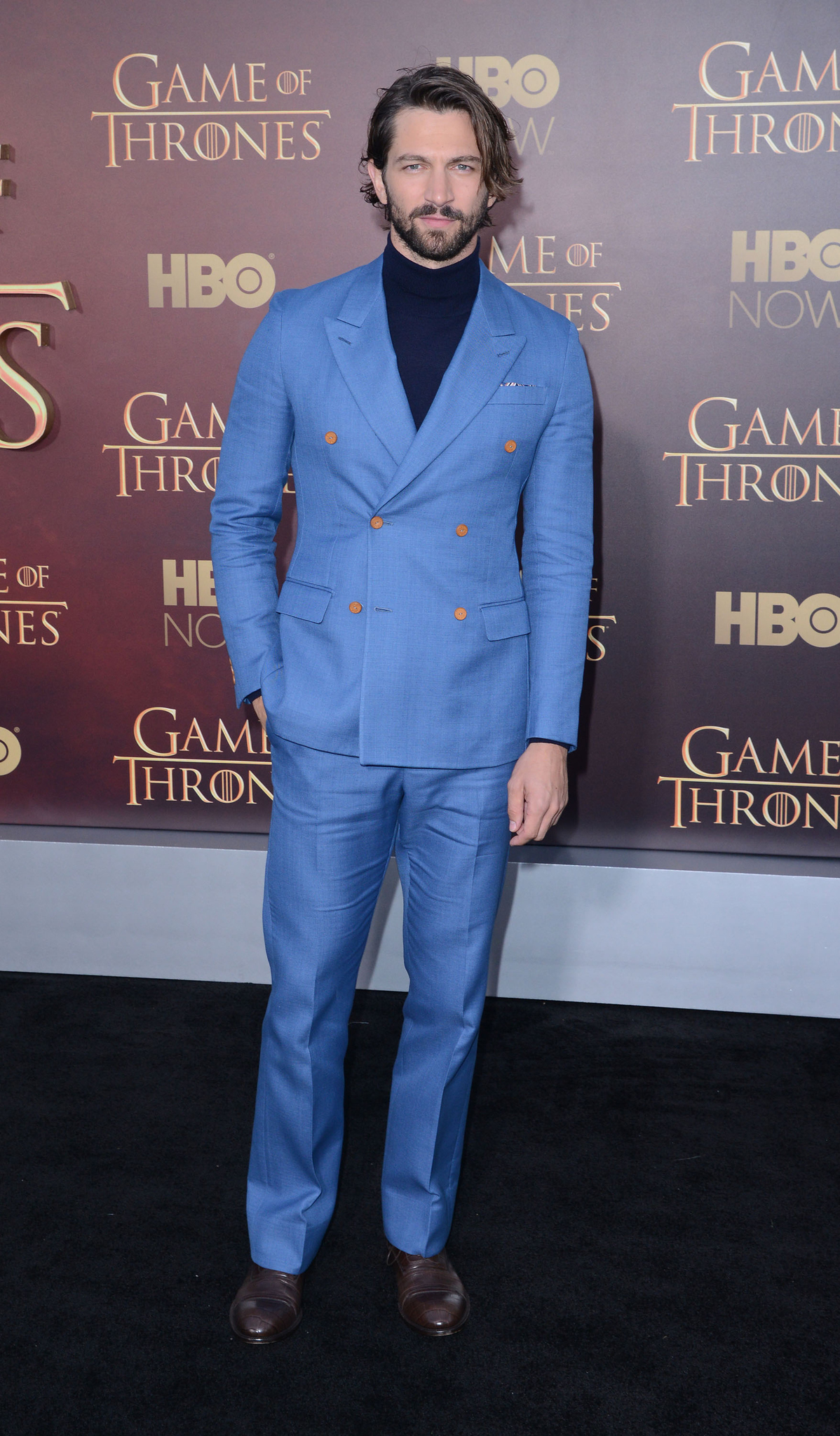 Michiel Huisman at an event for Game of Thrones (2011)