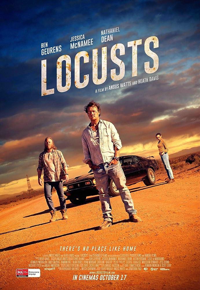 Locusts (2019) English 300MB HDRip Download