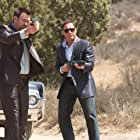 Jean-Claude Van Damme and Grant Bowler in Swelter (2014)