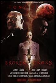 Broken Cross Poster