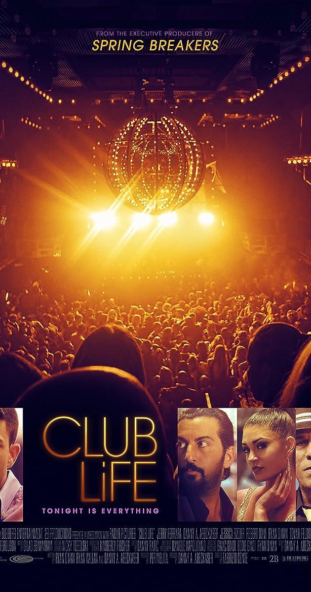 Subtitle of Club Life