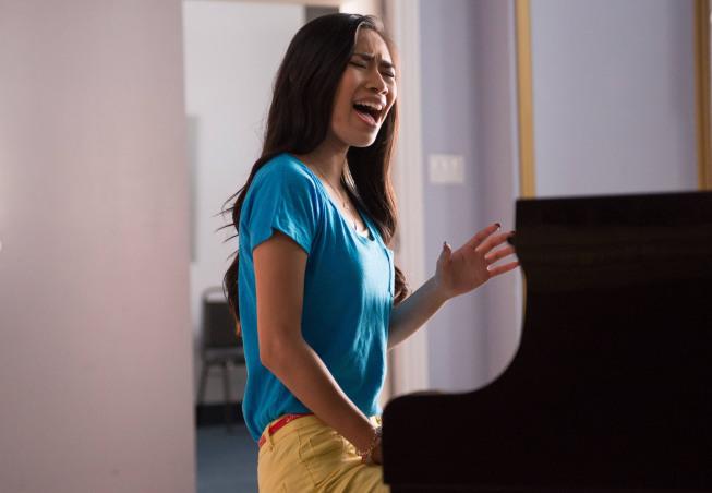 Jessica Sanchez in Glee (2009)