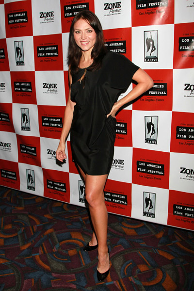 Nackt  Kelly Trieste Dunn Hollywood Actress