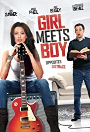 Girl Meets Boy Poster