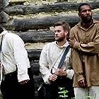 Tank Jones, Sean Stone, and Randy Wayne in Union Bound (2016)