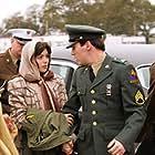 Jonathan Rhys Meyers and Antonia Bernath in Elvis (2005)