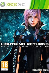Primary photo for Lightning Returns: Final Fantasy XIII