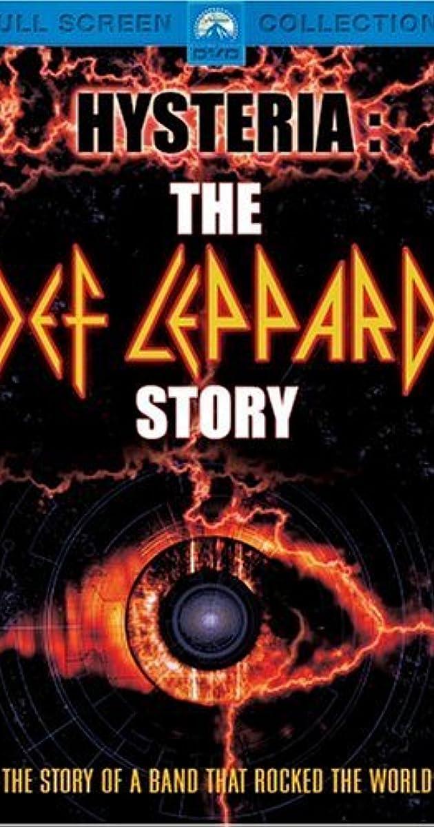 Hysteria: The Def Leppard Story (TV Movie 2001) - IMDb