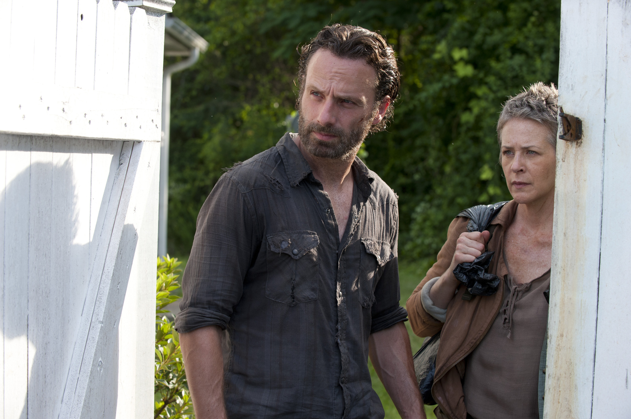 The Walking Dead 4×04 – Indiferencia