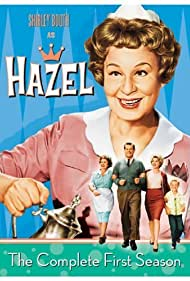 Whitney Blake, Shirley Booth, Bobby Buntrock, and Don DeFore in Hazel (1961)