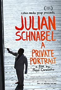 Primary photo for Julian Schnabel: A Private Portrait