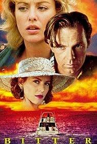 Virginia Madsen and Bruce Greenwood in Bitter Vengeance (1994)