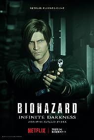 Nick Apostolides in Resident Evil: Infinite Darkness (2021)