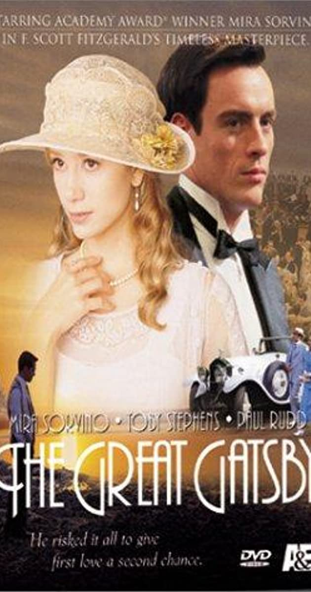 The Great Gatsby (TV Movie 2000) - IMDb