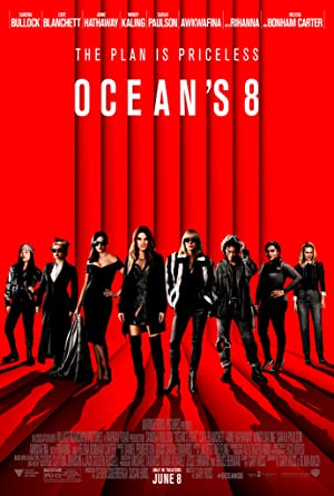 Oceans Eight (2018) English [Subtitles Added] Bluray Download | 720p [900MB] | 1080p [1.6GB]