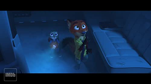 Jason Bateman and Ginnifer Goodwin Get Animated
