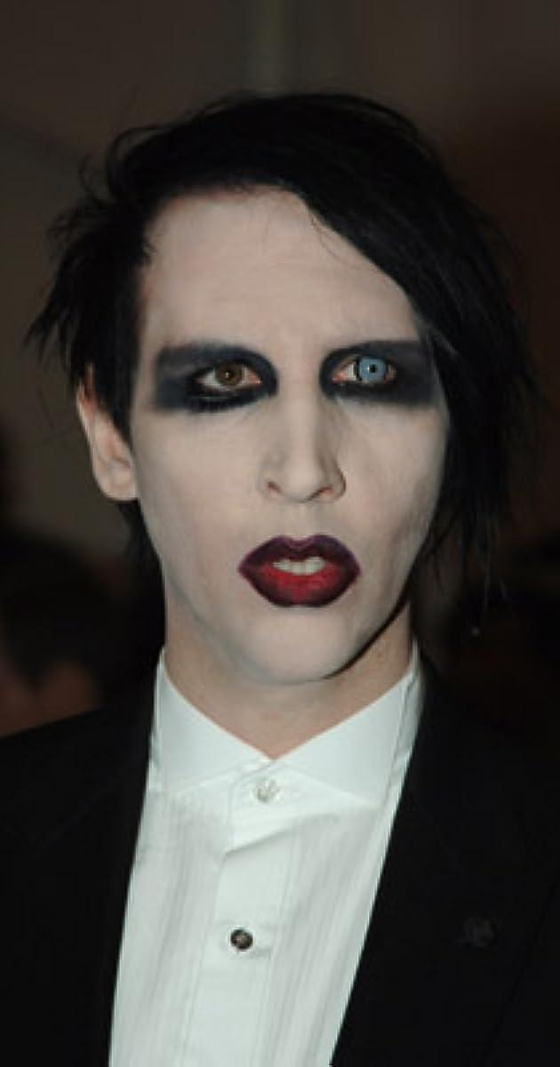 Marilyn Manson Biography Imdb