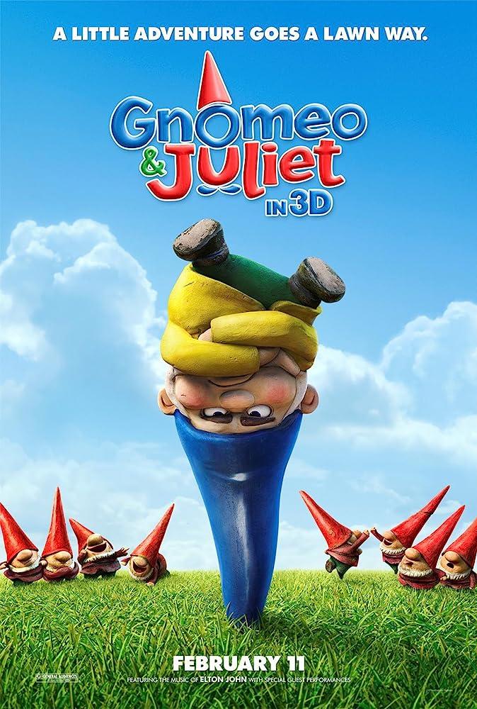 Gnomeo & Juliet (2011) BluRay Direct Download