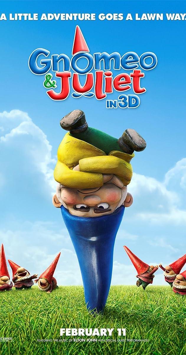 gnomeo juliet 2011 full cast crew imdb
