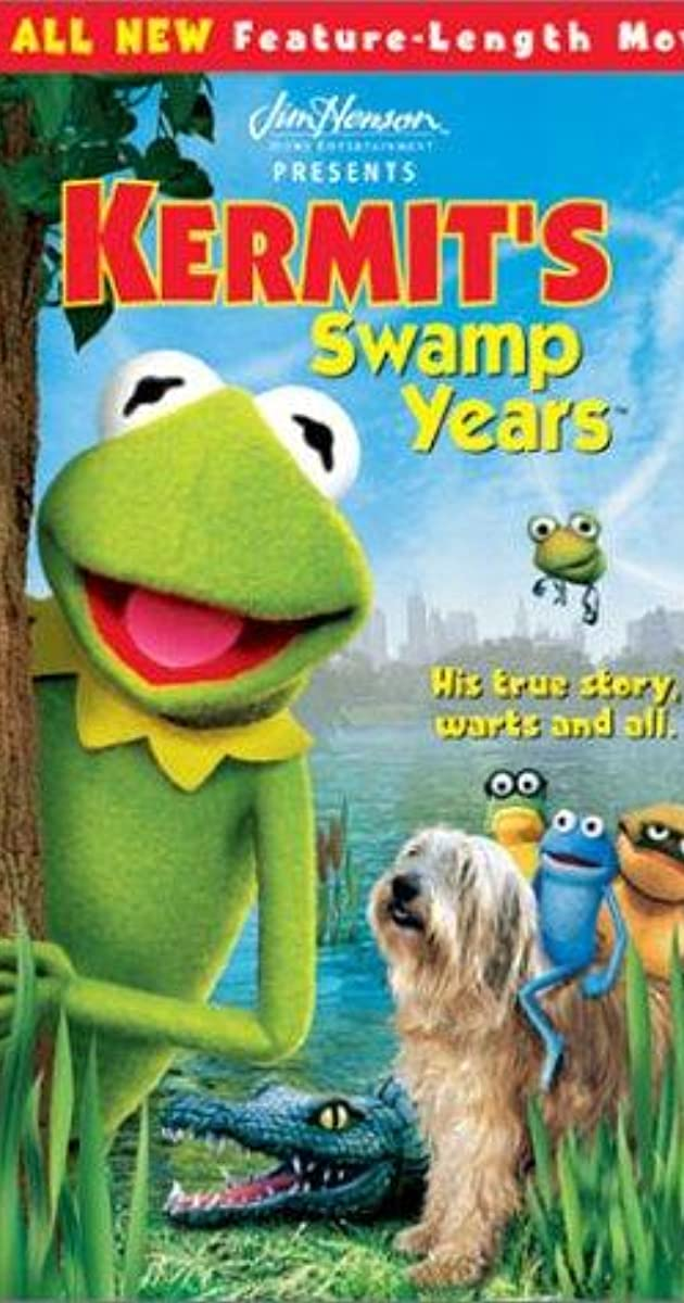 Subtitle of Kermit's Swamp Years