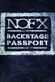 NOFX Backstage Passport Poster