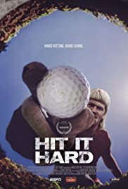 Hit It Hard Poster