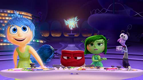 Inside Out is in theaters on June 19!