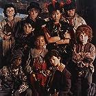 Dante Basco, Jasen Fisher, Bogdan Georghe, Raushan Hammond, James Madio, Isaiah Robinson, Ahmad Stoner, Thomas Tulak, and Alex Zuckerman in Hook (1991)