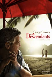 Image result for the descendants 2010 film poster
