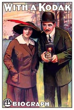 Mack Sennett With a Kodak Movie