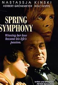 Nastassja Kinski, Herbert Grönemeyer, and Rolf Hoppe in Frühlingssinfonie (1983)