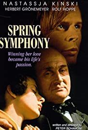 Spring Symphony (1983) Poster - Movie Forum, Cast, Reviews