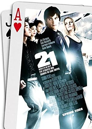 21 Poster Image