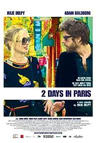 Julie Delpy and Adam Goldberg in 2 Days in Paris (2007)