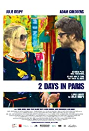 2 Days in Paris Poster