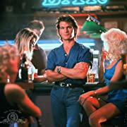 532bf06a57457 ... Patrick Swayze and Julie Michaels in Road House (1989) ...