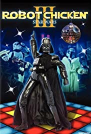 Robot Chicken: Star Wars III Poster