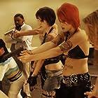 Juan Longoria García, Carl Anthony Payne II, Chelsea Richards, and Melissa Reed in Feast III: The Happy Finish (2009)